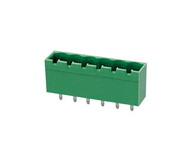AC 2000V PCB Mount Screw Terminal Block , Electrical Terminal Block CST 5.08mm Pitch